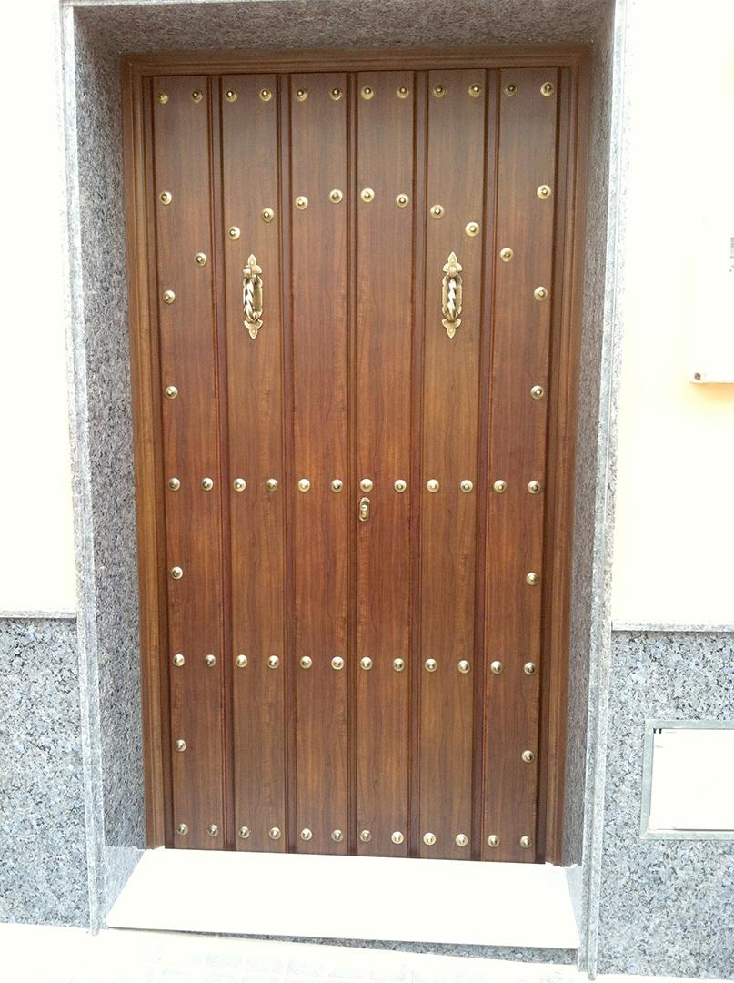 Puertas de calle (1)